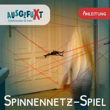 Spinnennetz-Spiel