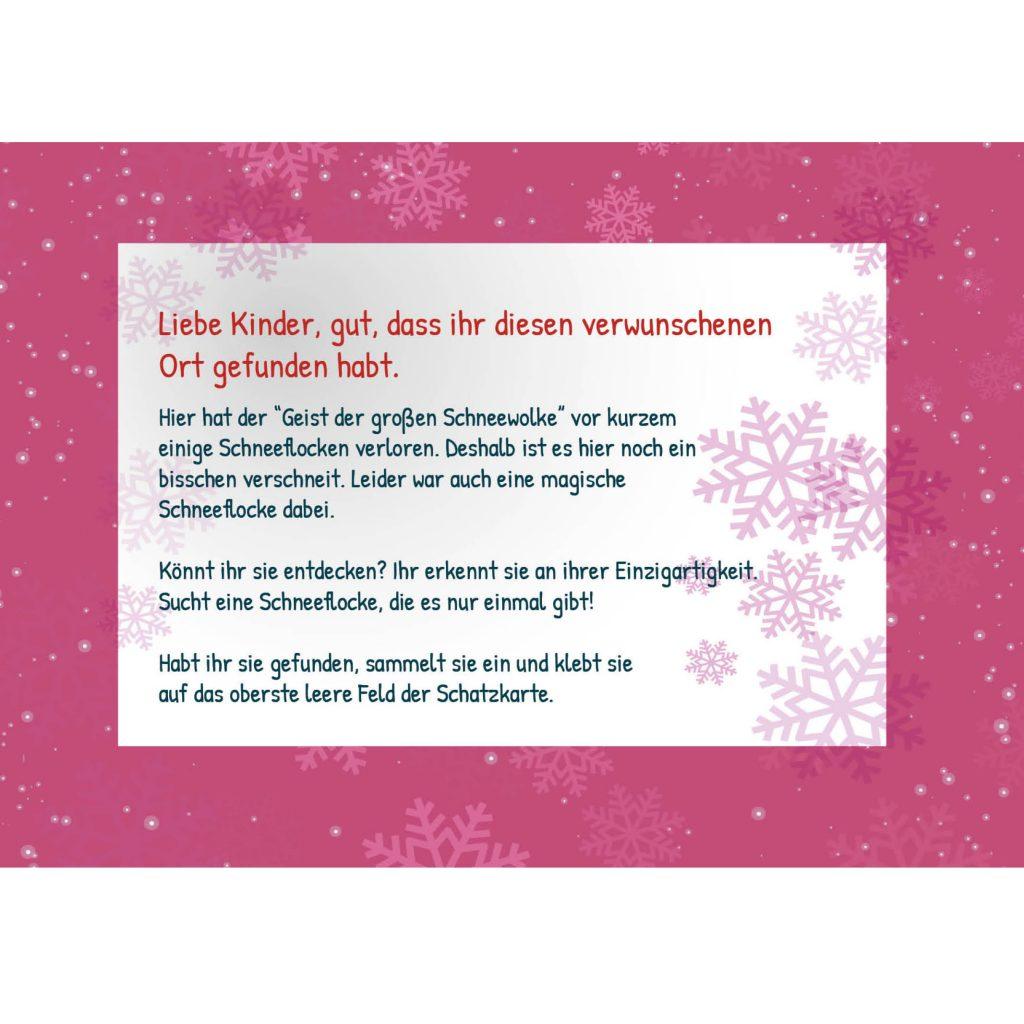 Beispiel für einen Brief der Schneeköngin