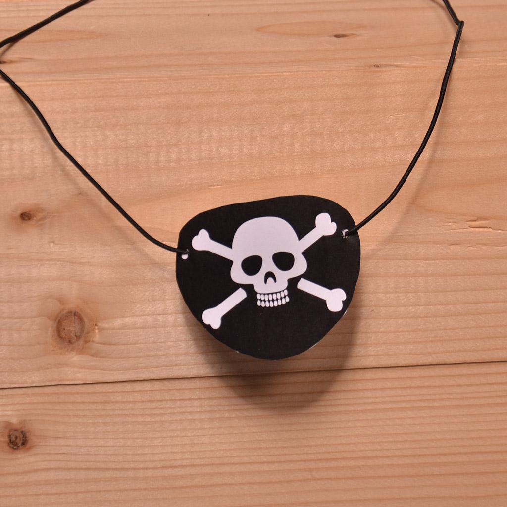 Piraten-Augenklappen: Beispiele