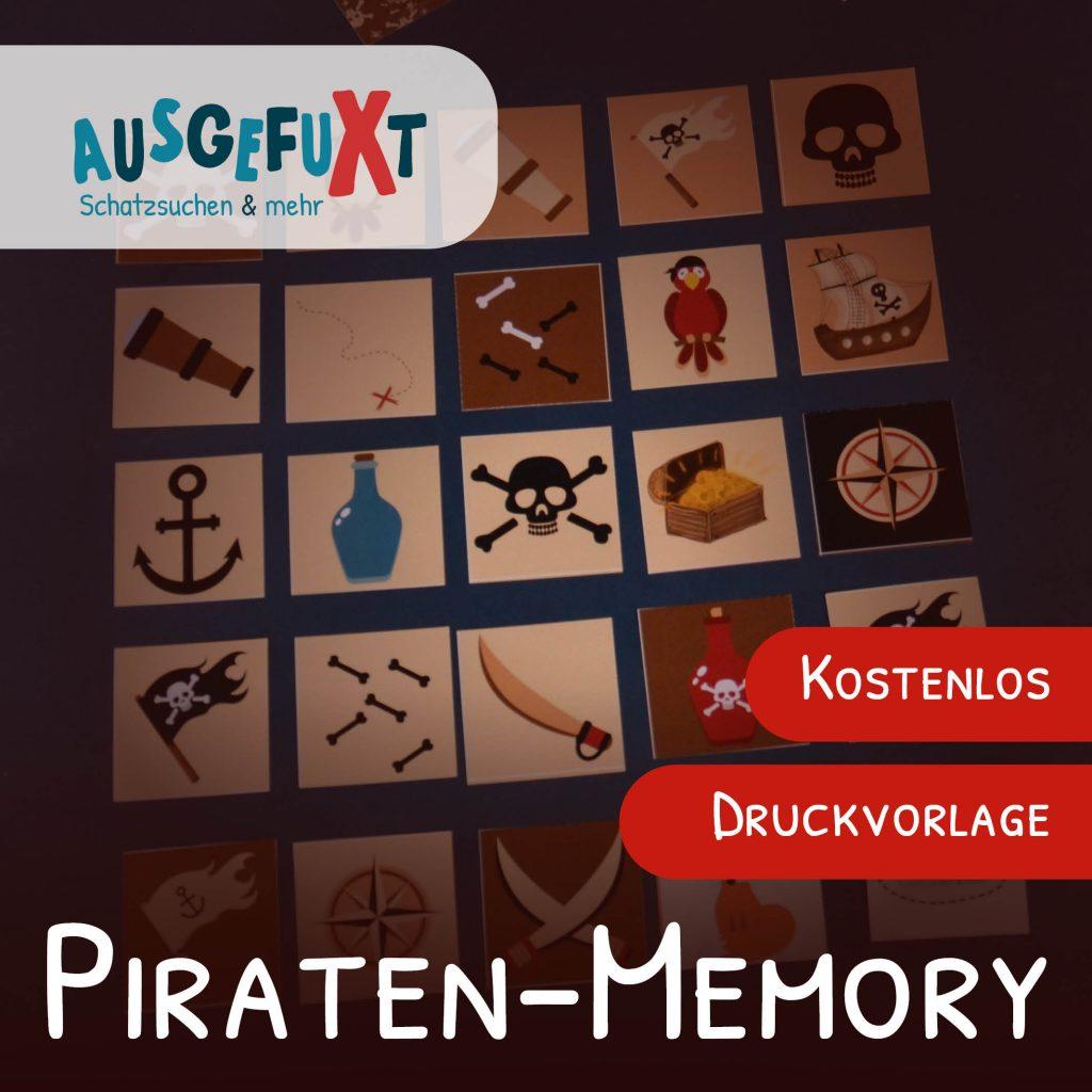 Piraten-Memory