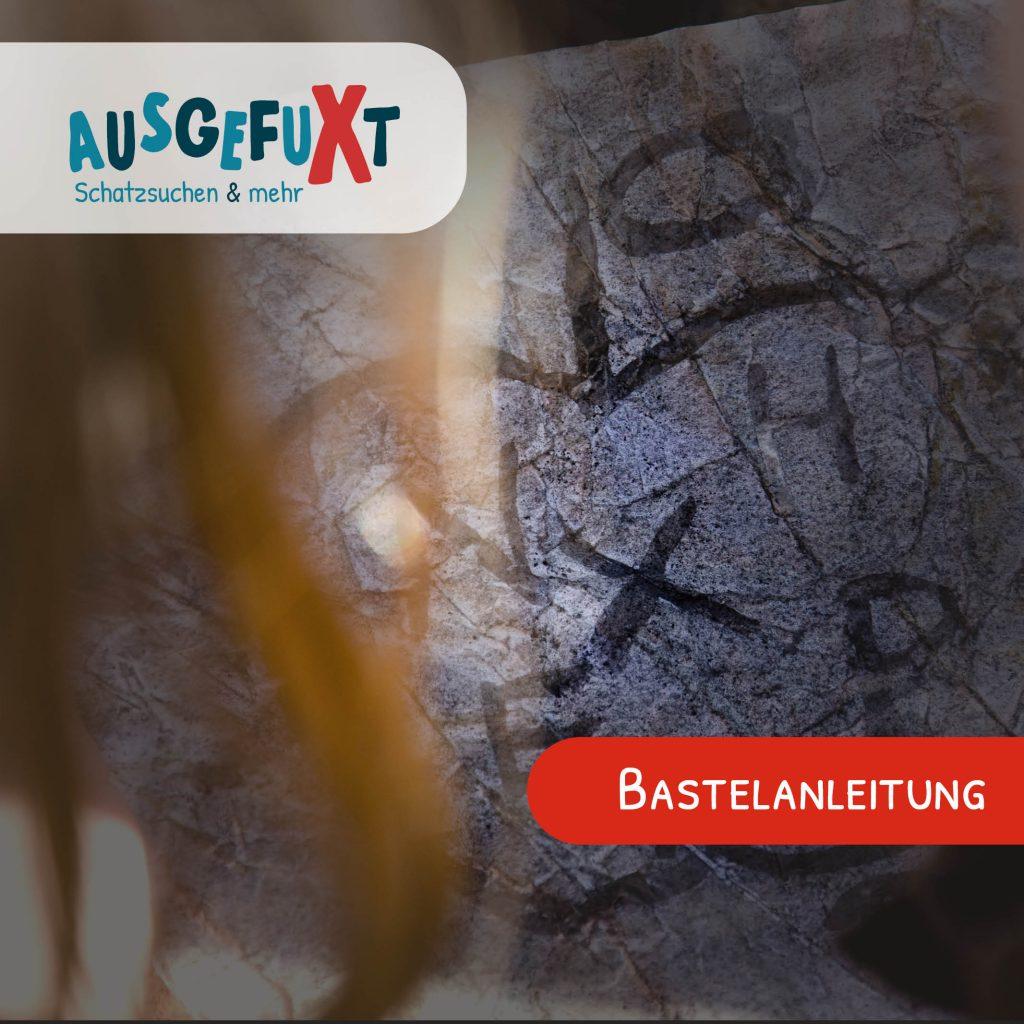 Bastelanleitung: Geheime Schrift
