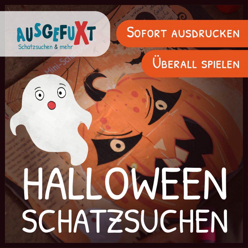 Halloween-Schatzsuchen