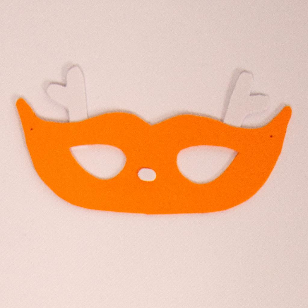 Tiermaske: Reh