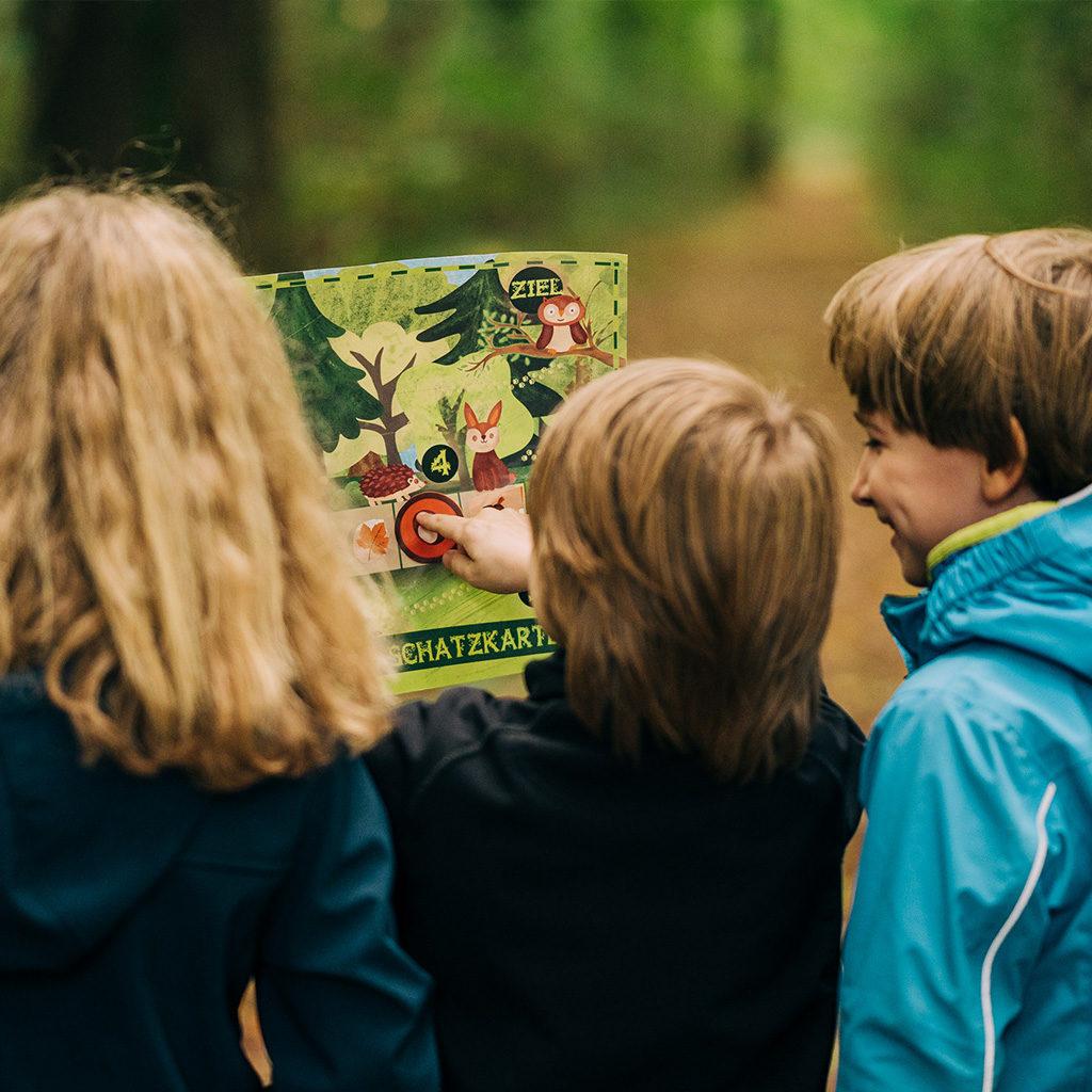 Wald-Kindergeburtstag