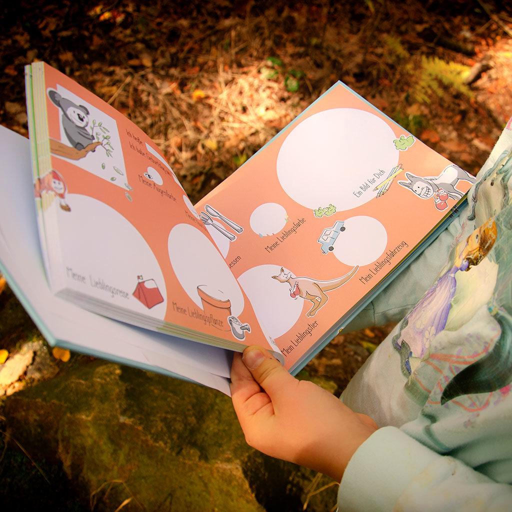 Freundebücher für Kindergartenkinder