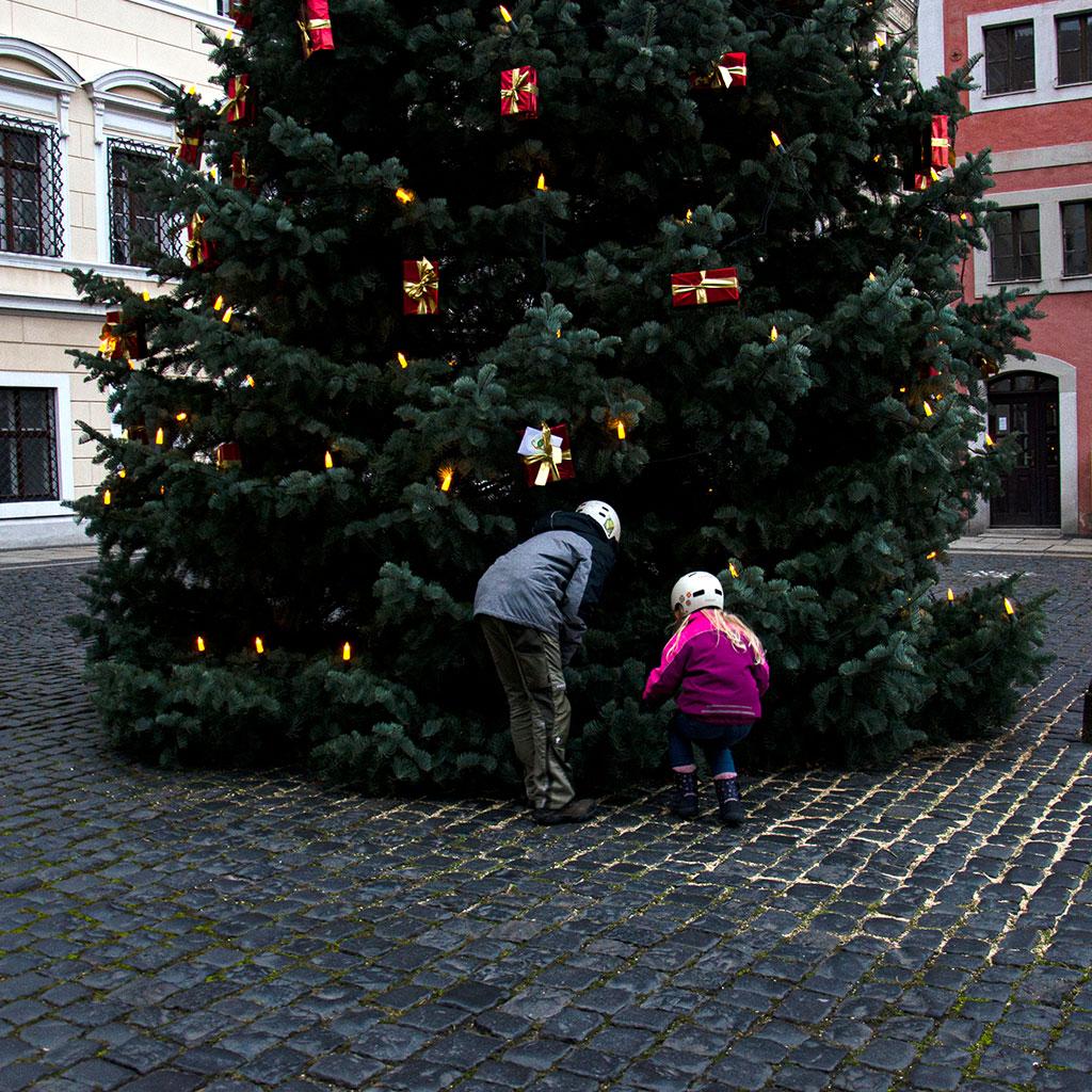 Die Mini-Weihnachtsschatzsuche spielen