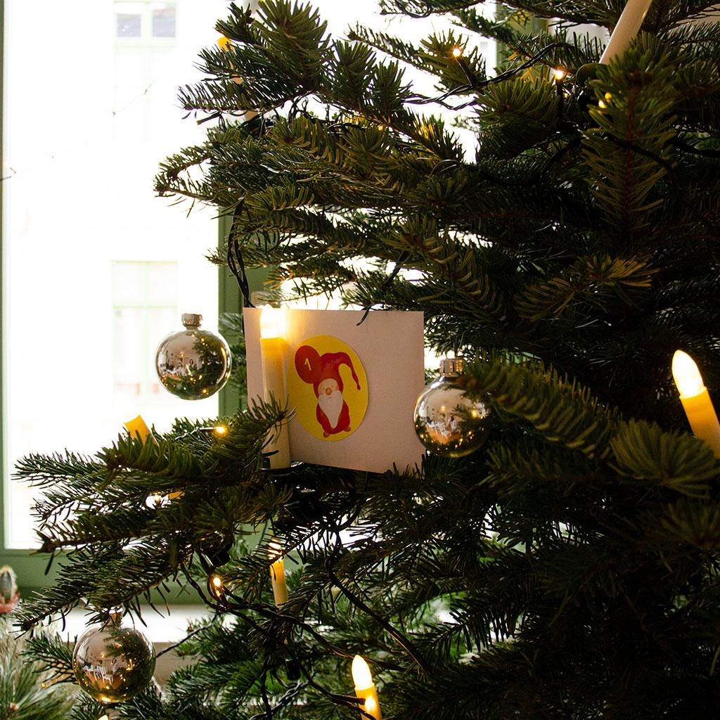 """Mini-Weihnachtsschatzsuche """"VerfliXte Rolle"""" in der Wohnung"""