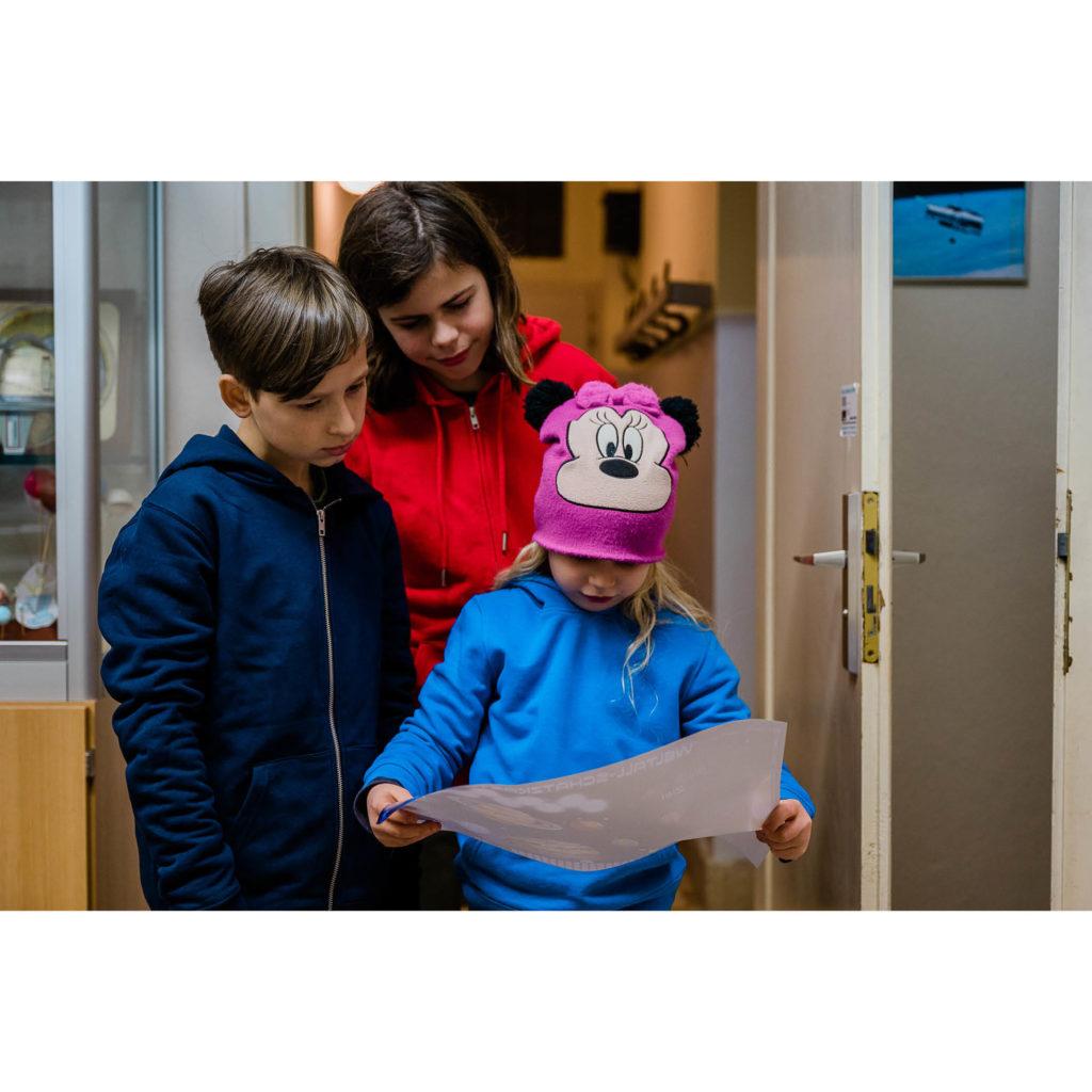 """Weltall-Schatzsuche """"Verloren im Weltall I+II"""": Rätselspaß für große und kleine Kinder"""