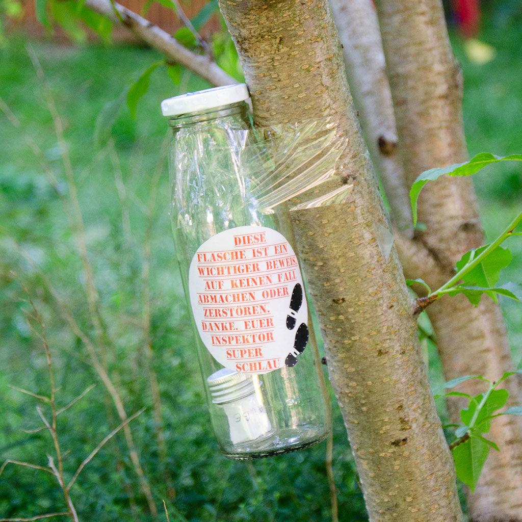 Flaschenrätsel: Das Rätsel in der Flasche