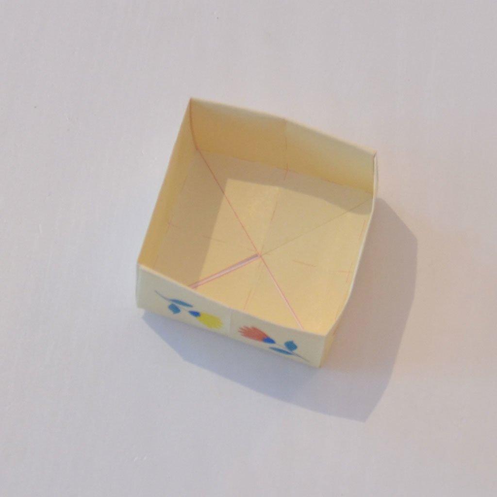 Fertig ist die Schachtel