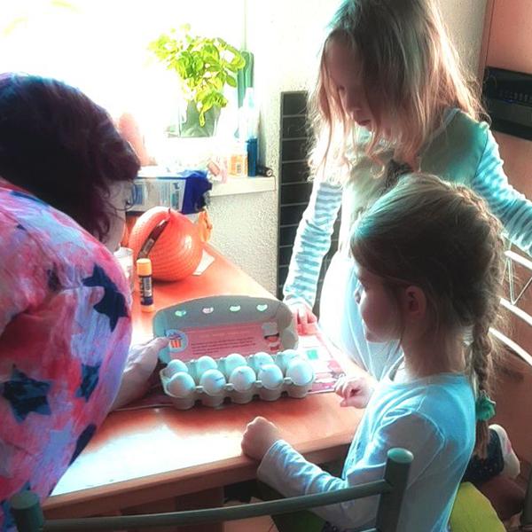 Das Eier-Rätsel