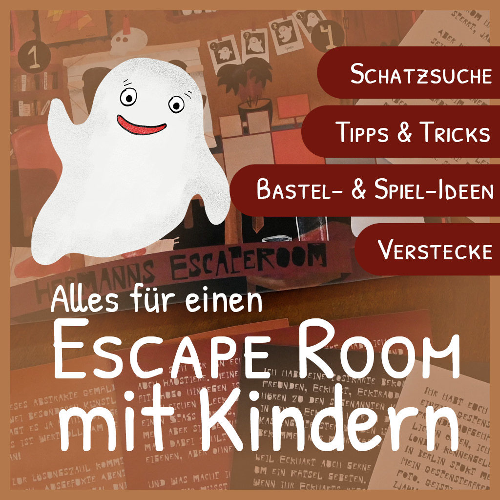 Escape Room mit Kindern