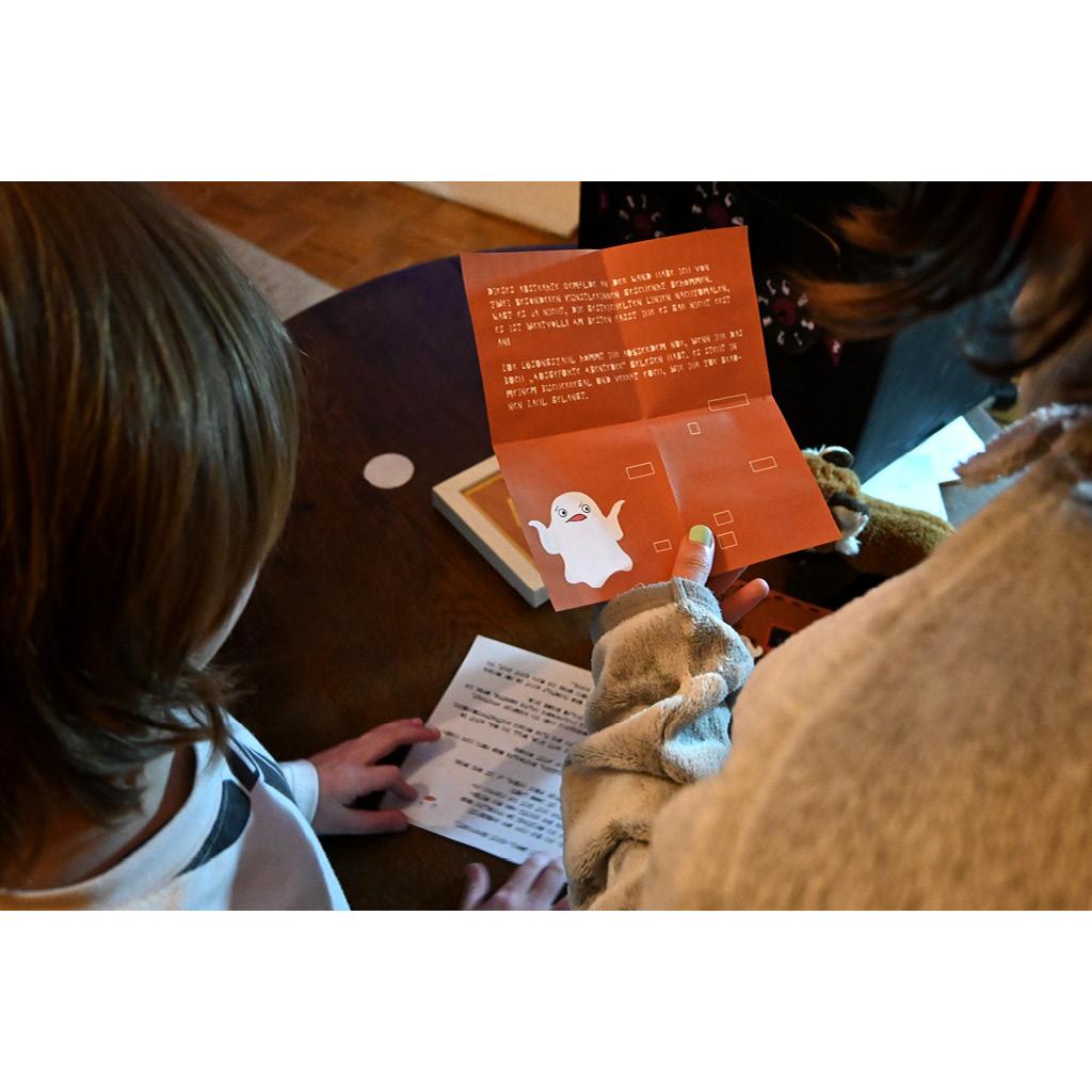 Hermanns Escape Room: Das Bücherrätsel