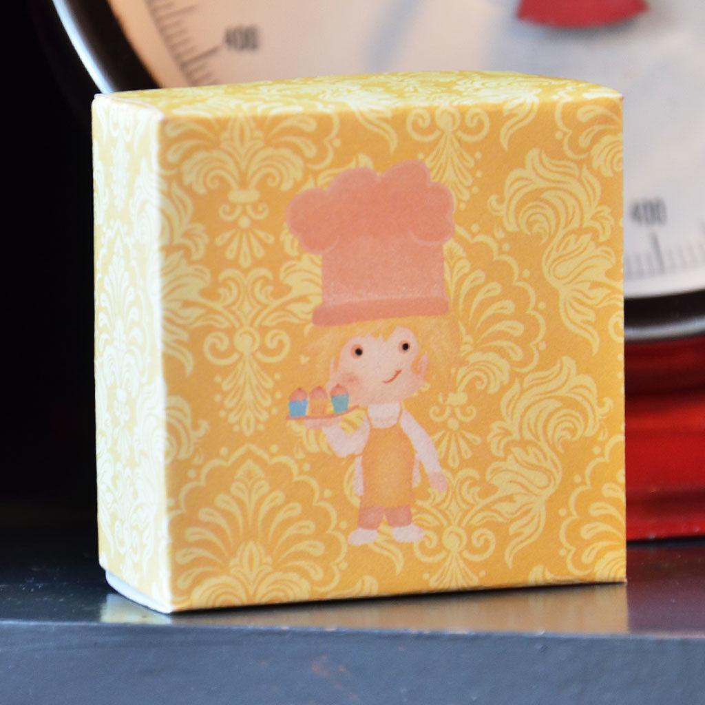 Papierschachteln für die Küche
