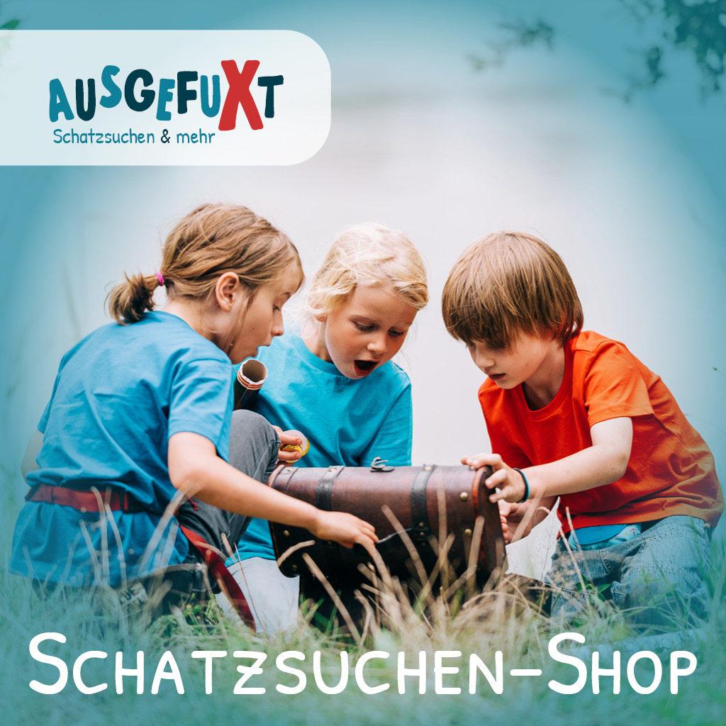 Schatzsuchen-Shop