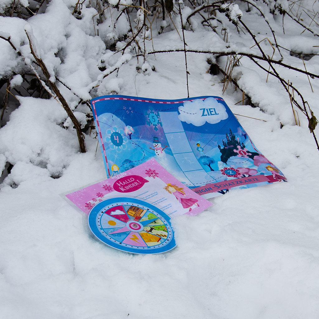 Alles für den Schneekönigin-Kindergeburtstag