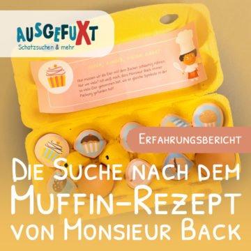 Die Suche nach dem Muffin Rezept von Monsieur Back