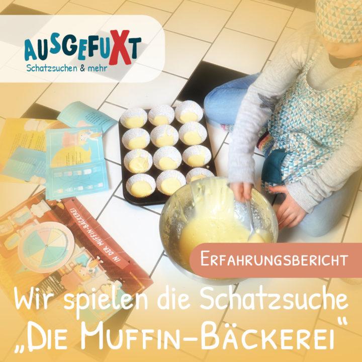"""Muffins backen: Wir spielen """"Die Muffin-Bäckerei"""""""