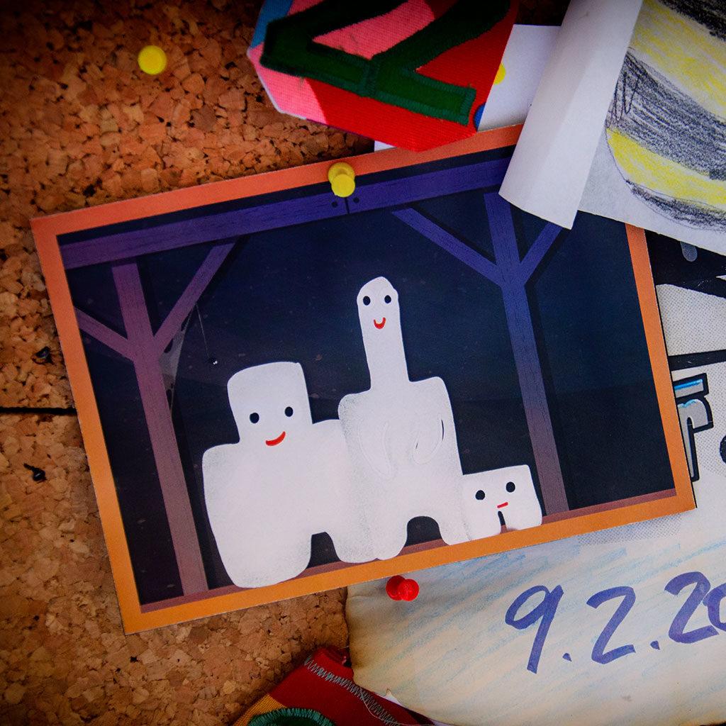 Escape Room für Kinder: Die Postkarte