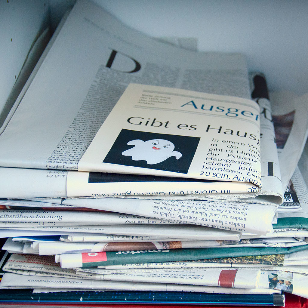 Escape Room für Kinder: Die Zeitung