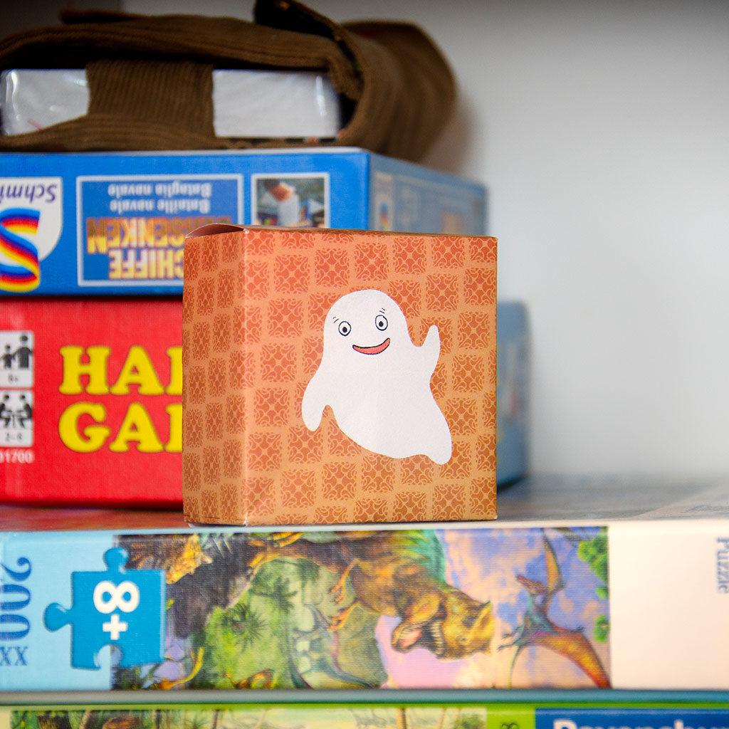 Escape Room für Kinder: Die Geisterschachtel