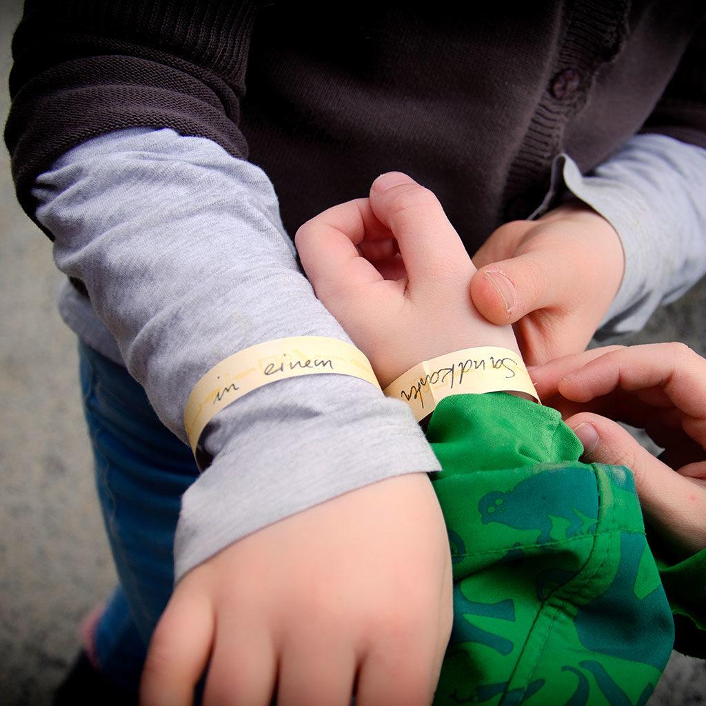 Die verfliXten Armbänder: Das Prinzip