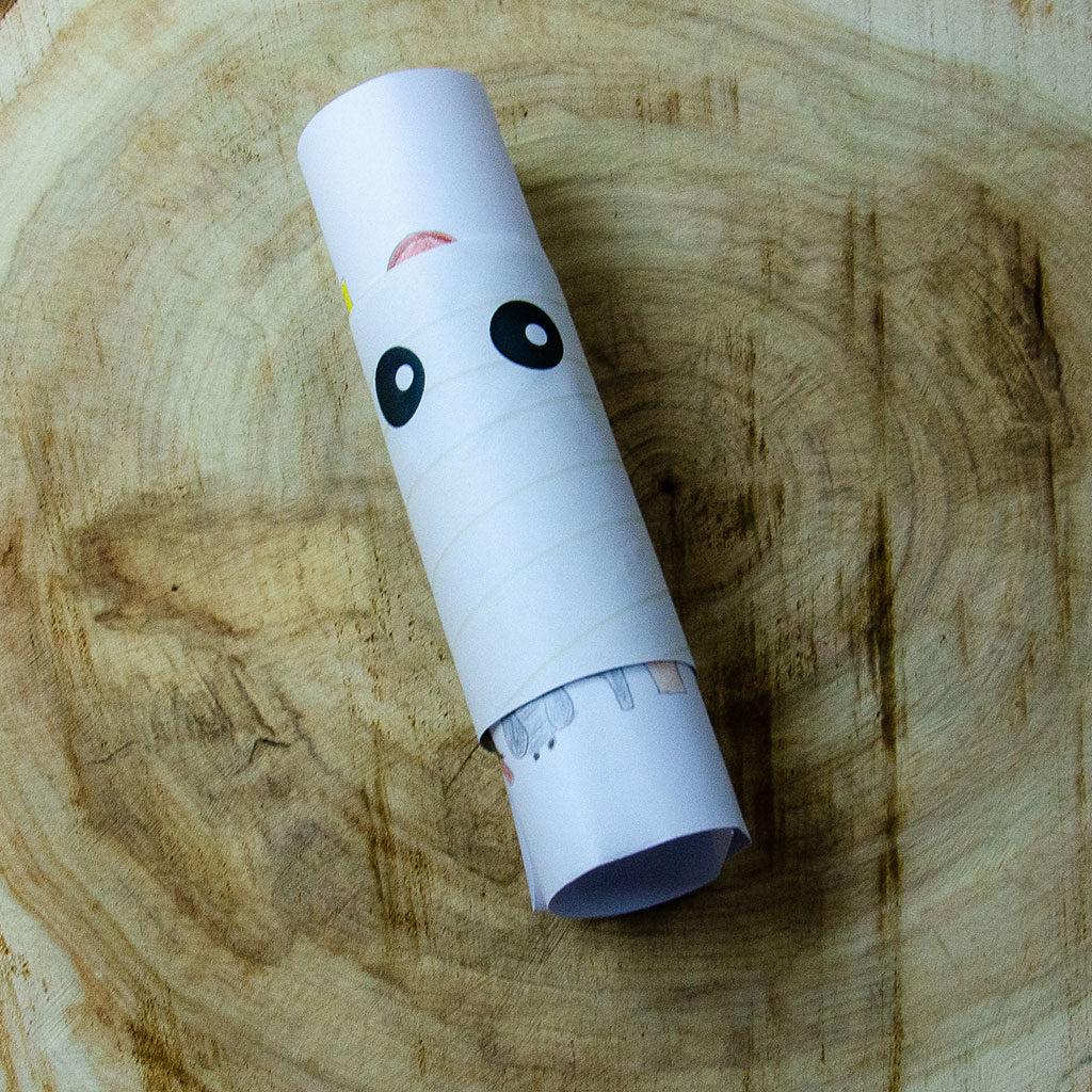 Mumien als Deko