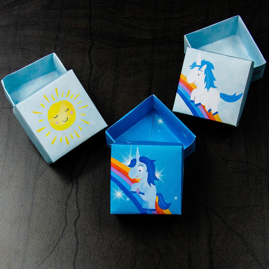 Schachtel mit Deckel