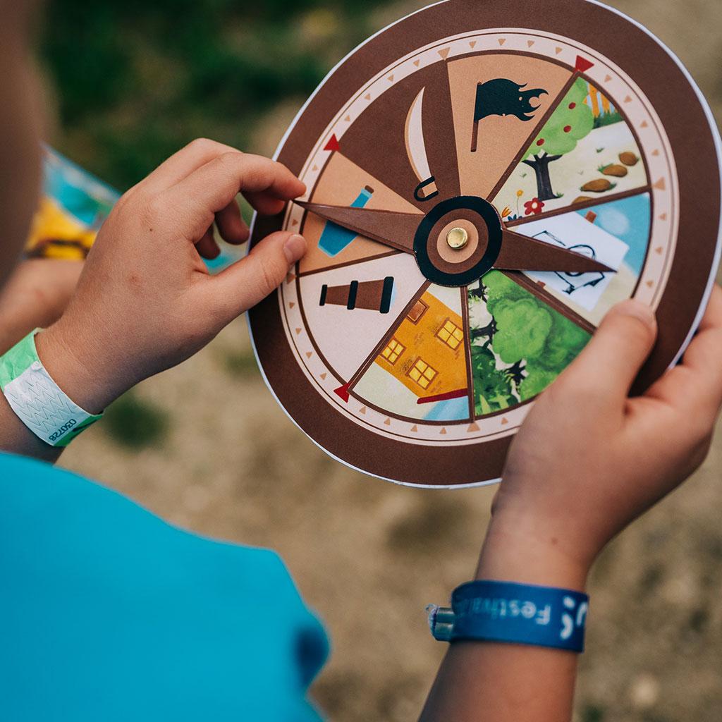 Der Piraten-Kompass